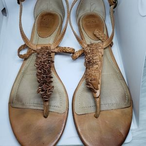 Preowned Frye Sandals